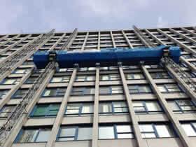 Hull Royal Infirmary Undergoes Demanding Concrete Repair